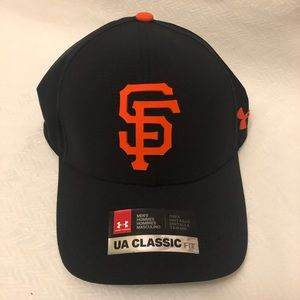 San Francisco Giants MLB Under Armour Hat